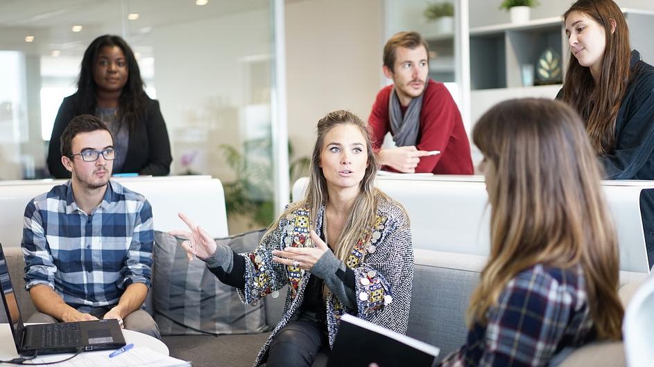 At blive en god taler, kan du bruge i samtalen