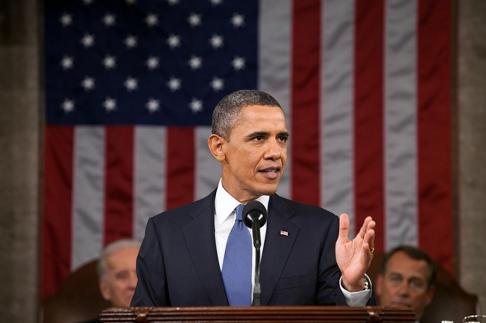 Barack Obama er præsident nummer 44