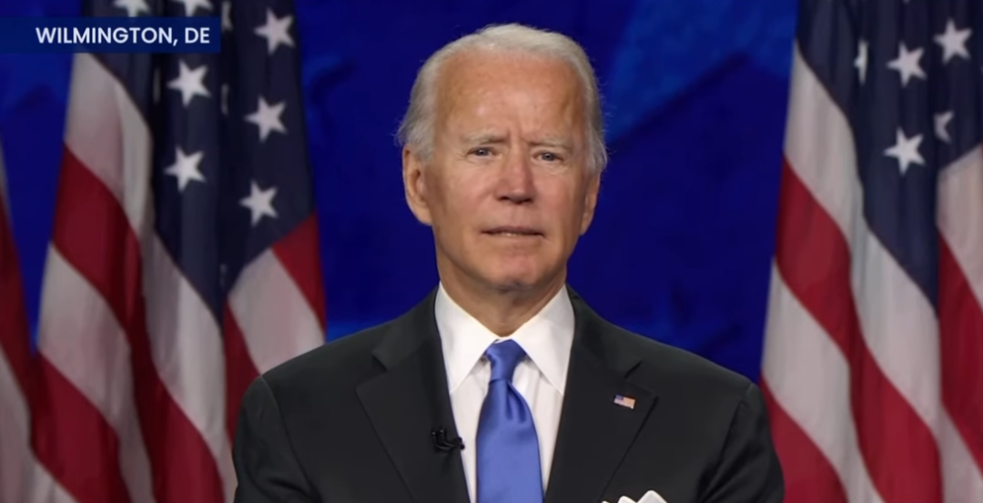 Retorisk analyse af Joe Biden og Donald Trumps taler